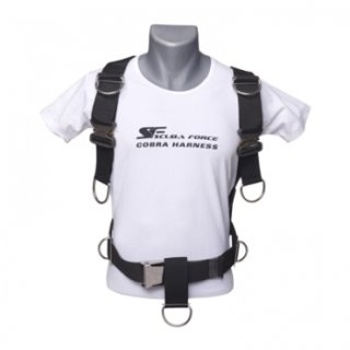 Black Devil Cobra Comfort Harness