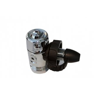 Black Devil Regulator Sidemount 1st Stage